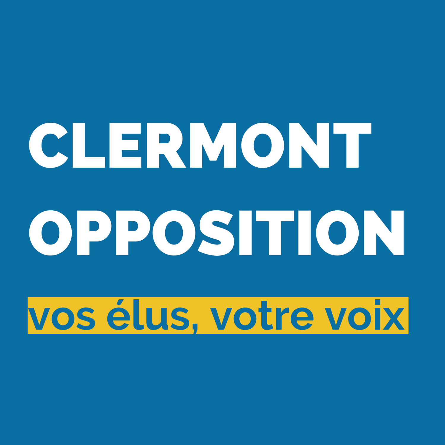 Clermont Opposition