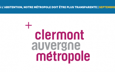 Face à l'abstention, notre métropole doit être plus transparente