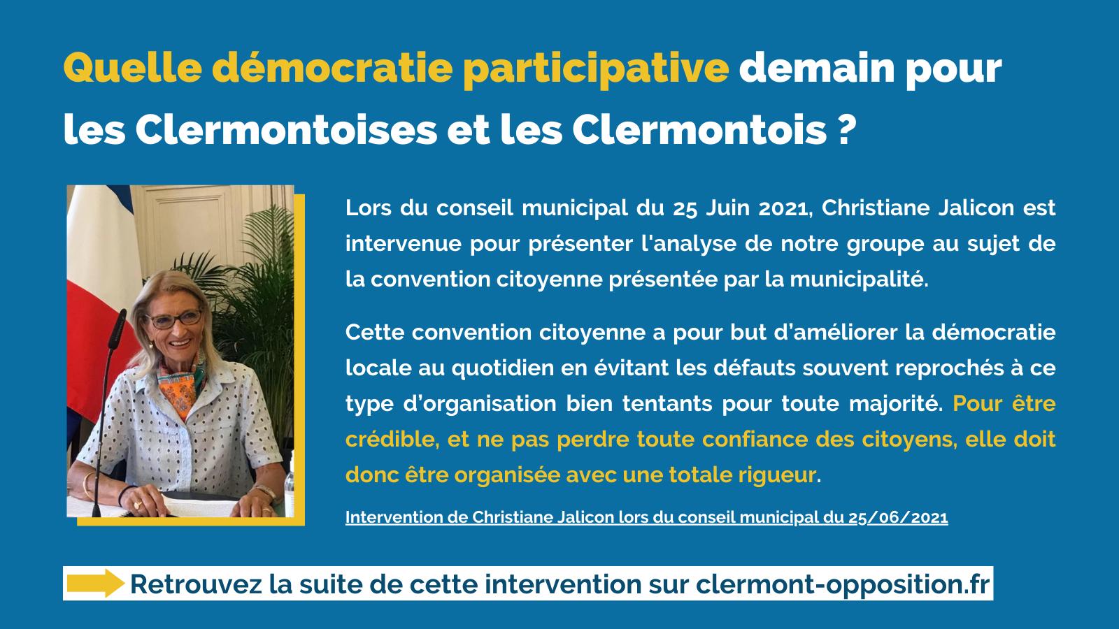 Clermont-Ferrand 2030 : Seulement 1% du volume d'investissement sera consacré à la tranquillité publique