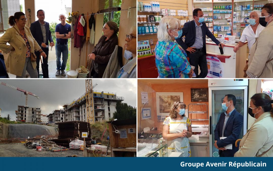Projet Inspire à L'Oradou, une politique paradoxale qui inquiète les riverains